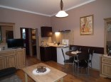 Apartament nr 1 - Pokój dzienny z aneksem kuchennym