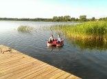 Ostoja Penderoza pokoje , domki, camping, jezioro