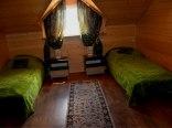 pokój 2-osobowy/zielony/