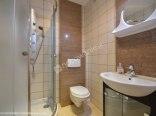 Zielone tarasy -łazienka