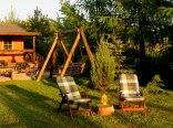Ogród - popułodniowy relaks