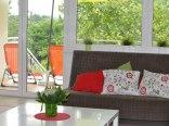 Apartament Brzozowy Las- salon