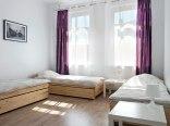 Apartament z 3 niezależnymi pokojami