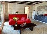 Apartament Czerwony - Salon