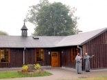 Niepokalanow kaplica St. Maksymiliana