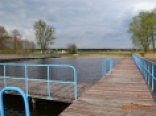 Biała Weranda domek nad jeziorem w Radęcinie
