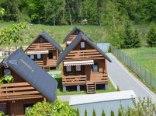 Domki w Węgierskiej Górce