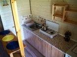 Domek nr 2 kuchnia