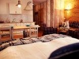 Apartament Plażowy z aneksem kuchennym i tarasem