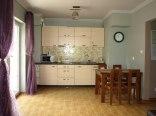 Apartament Cristal-=aneks kuchenny