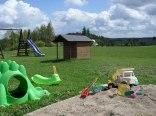 Plac zabaw dla dzieci.
