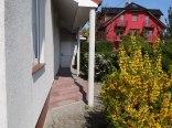 Willa Chabrowa- wejście do Apartamentu A