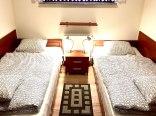 Sypialnia - apartament nr 2 (2 łóżka)