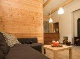 Apartament szwajcarski- wnętrze