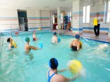 Aqua aerobic i dowolne pływanie