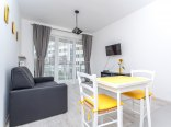 Apartament Żoliborz Żółty