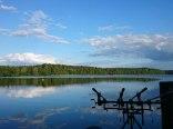 piękne Jezioro Solecko