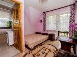 Pokój 2-osobowy z łazienką, TV, lodówką, balkonem