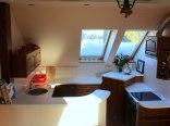Apartament na piętrze - kuchnia