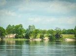 Punkt Mazury - nad jeziorem