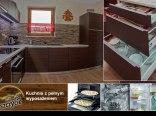Apartament na Szczycie - Kuchnia z pełnym wyposażeniem