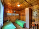 Domek drewniany 4(5)-osobowy parterowy Standard