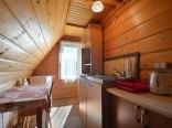 Kuchnia na osobnym piętrze