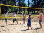 Boisko do siatkówki - Resort Stara Wieś