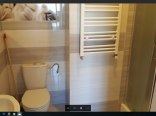 łazienka z pokoju nr 4 piętro