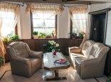 Komfortowe przestrzenie wypoczynkowe