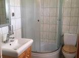 łazienka domek 4 os