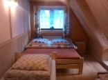 4 os.pokój z łazienką,tv,czajnikiem i balkonem z widokiem na góry