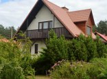 Dom nad jeziorem.