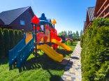 Plac zabaw dla najmłodszych