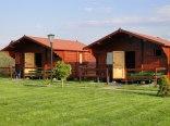 Domki letniskowe przy morzu Kormoran