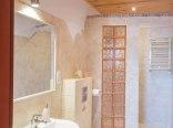 Mieszkanie 2-osobowe - łazienka