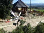 Chata w Gorcach (17 km Białka T, 12 km Kluszkowce)