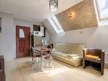 Apartament 1 - Kuchnia oraz salon