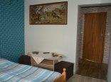 Pokój nr.1 -2 osobowy z łazienką.