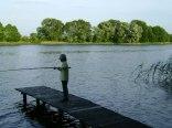 Agroturystyka nad jeziorem -Pod brzozami