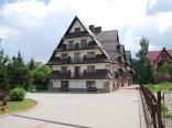 Dom Wypoczynkowy Halina - Biały Dunajec - LATO