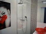 łazienka w apartaemncie Rubin