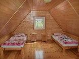 Domek Antonek, pokoje i apartament
