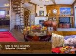 Apartament na Szczycie - salon