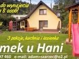 Domek Całoroczny Domek u Hani