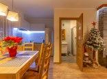 Domek od 3-6 osób oraz Pokoje Gościnne