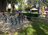 wypożyczalnia rowerów na miejscu