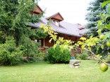 Pokoje Gościnne Hubert - ogród