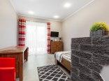 Pokoje z łazienkami,balkonem,Dom i inne/parkowanie