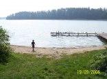 kąpielisko -jezioro Nożyce